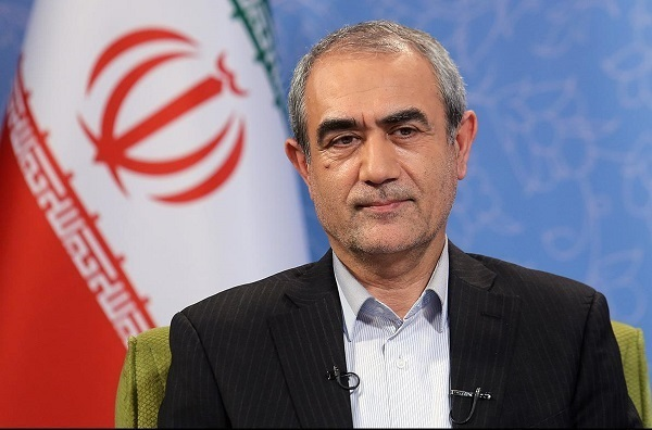 بازدید جناب آقای دکتر مجید خدابخش استاندار آذربایجانشرقی از واحد تولیدی آذر دوام یول